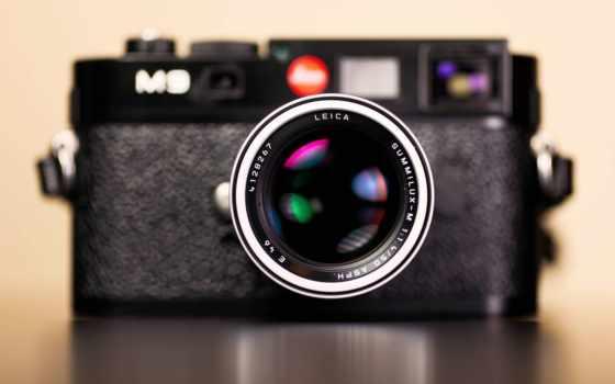 leica, фотоаппарат
