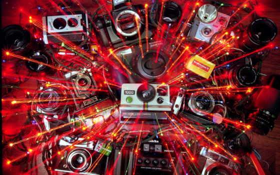 фотоаппараты, tech, объективы, pantalla, fondos, light,