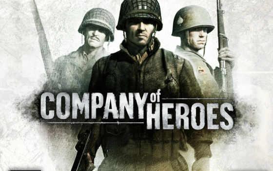 игры, company, heroes