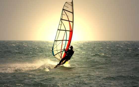 море, спорт, water