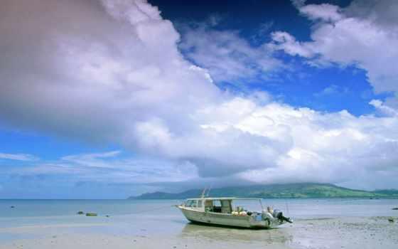 fiji, туры, лодка, земле, москвы, острова, островов,