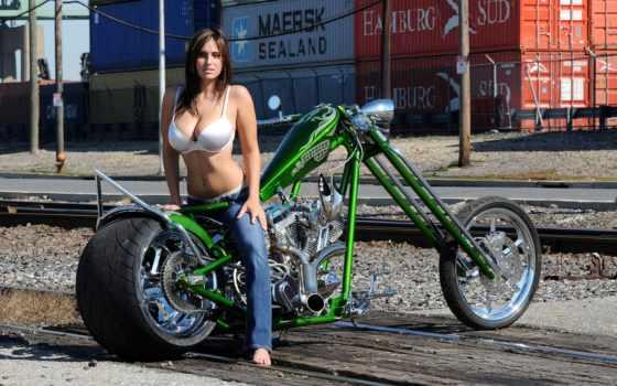bikes, девушка, bike, girls, sexy, об, hot, cool,