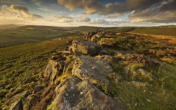 природа, небо, камень, rock, hills, landscapes, clouds,