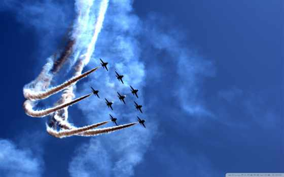 show, air, aviation