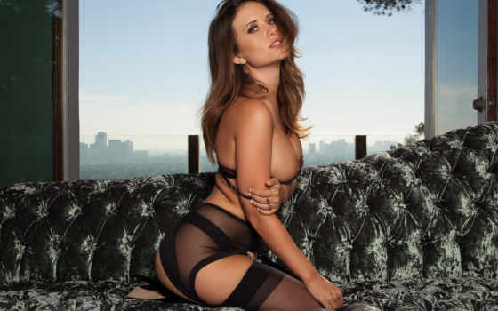 carlie, christine, эротика, playboy, бархат, stockings, lingerie, views, девушка,