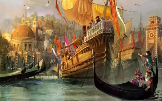 anno, art, medieval