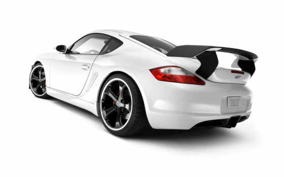 porsche, cayman, techart, rear,