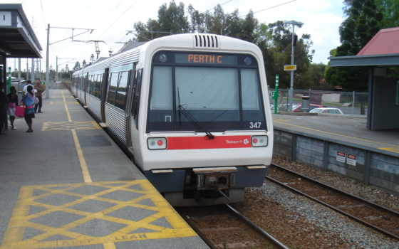 transperth, поезд, серия, trains, ночь, electric, late, perth, между, pneumatic,
