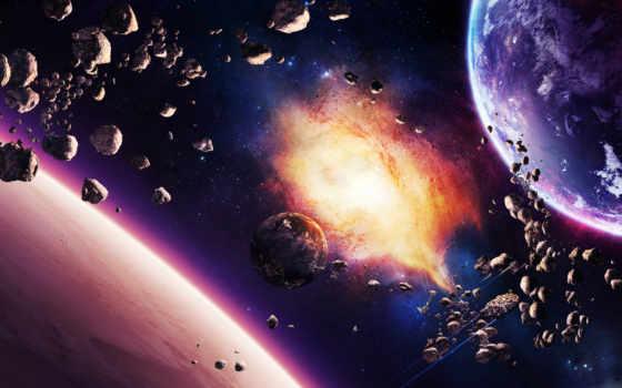 espacio, explosión, pantalla, fondos, fondo, которые, explosiones, dailymotion, video,