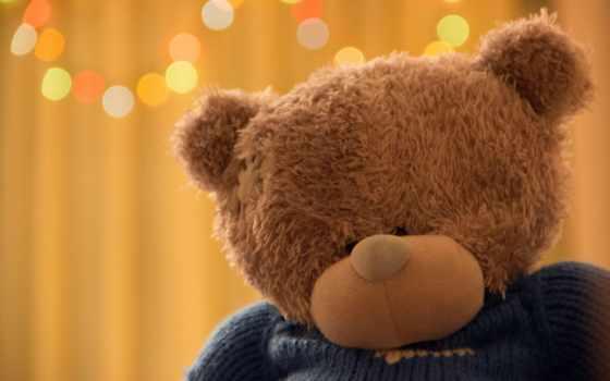 медведь, teddy, iphone, cute, vividscreen, info, plus,