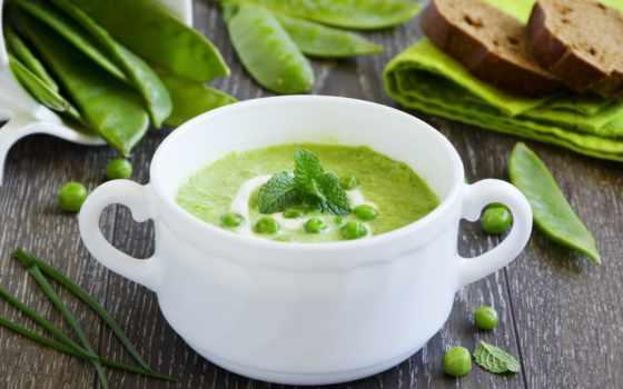блюда, суп
