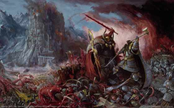 warhammer, war, chaos, total, warriors, fantasy, fb, dns, carnage, game,