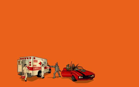 oz, ambulance, wizard, ограбление, медицинской, службы, картинку, чтобы, mental, выберите, health, превью, код, заставки, poetry, robbing, захват, characters,