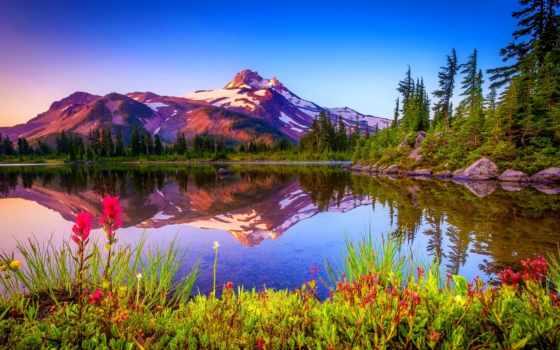 озеро, oregon, state, forum, подробнее, pictures, июнь, нояб, pin,