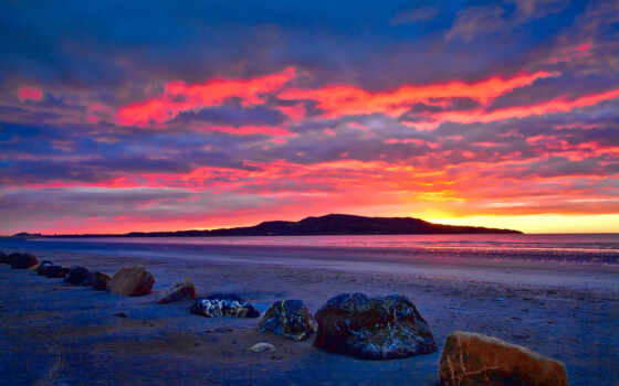 islanda, остров, iceland, пляж