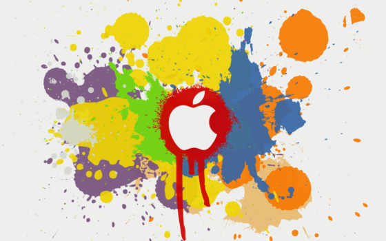 apple, mac, logo