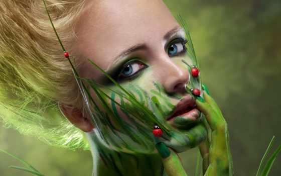 тело, об, pinterest, девушка, краска, images, боди, models, паук, more,