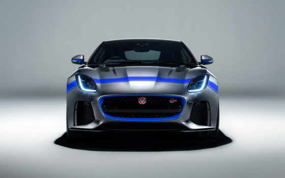 jaguar, вид, svr, pack, graphic, new, car,