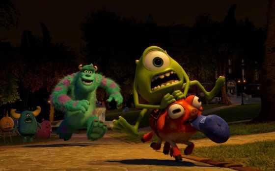 monsters, university, июня