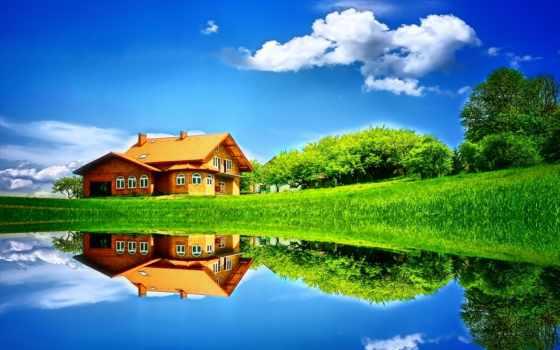 природа, summer, landscape