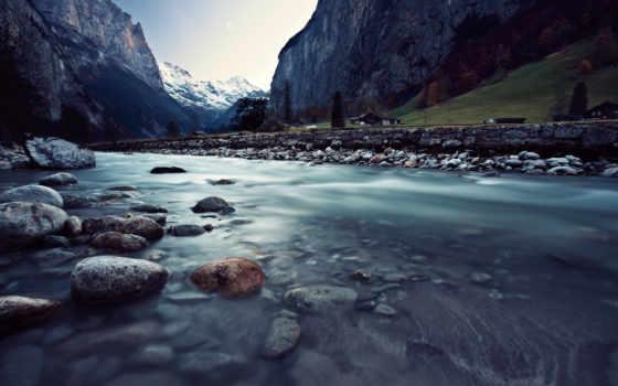 река Фон № 64732 разрешение 2560x1600