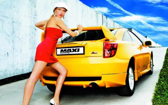 авто, devushki, девушка