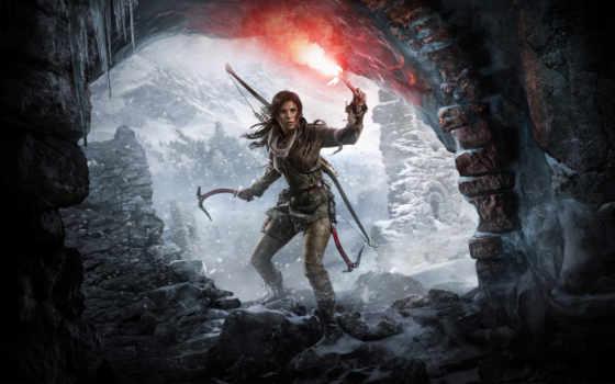 raider, tomb, взлёт