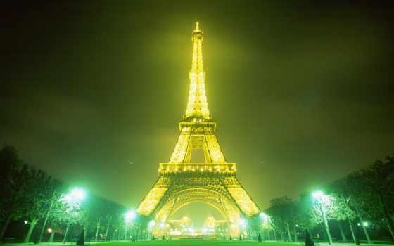 eiffel, башня, париж, world, игры, целуются, детей, франция,