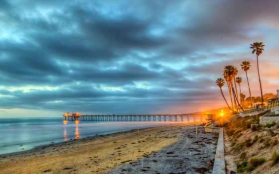 san, diego, пляж, california, beaches,