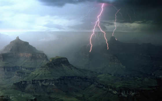 lightning, молнии