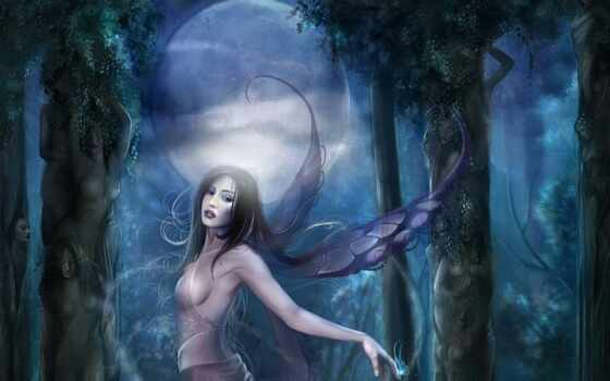 fairy, fantasy, ago