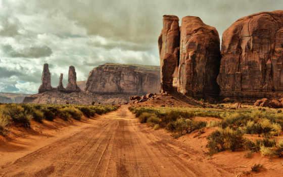 arizona, долина, памятник