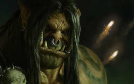 warcraft, world, hellscream, grommash, wow, warlords, draenor, garrosh, desktop,