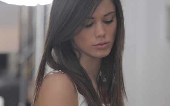 девушка, devushki, страница, brunette, телефон, browse, лицо, свет, волосы, красивые, вооружена,