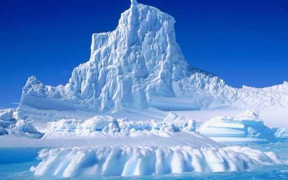 iceberg, океане, one, click, winter, года, time,