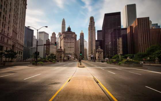 new, york, улица, город, небоскребы, empty, фоны, люди,