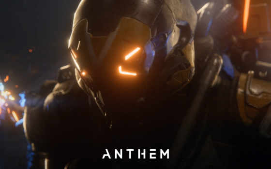 anthem, bioware, video, game, new, biowares, official, trailer, ea, выхода,
