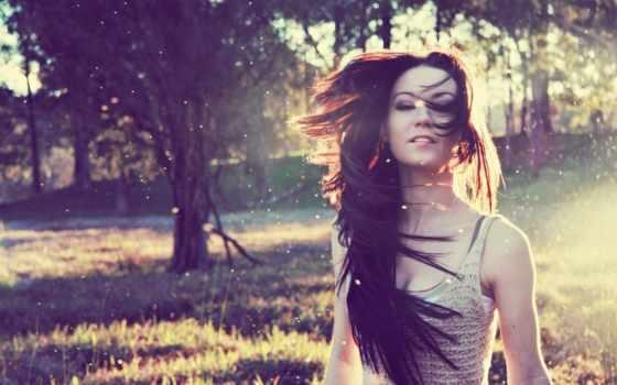 devushki, парке, everything, you, летняя, фотосессия,