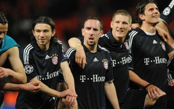 футбол, бавария