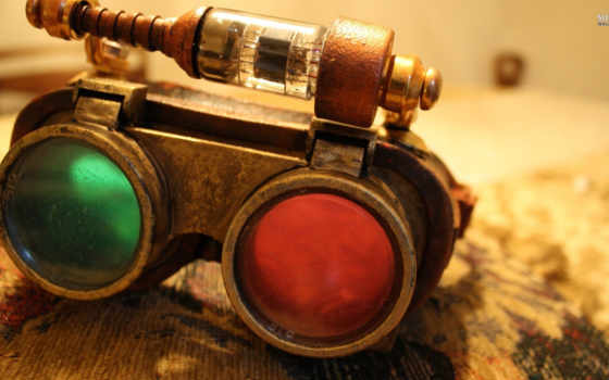 очки, steampunk, photography