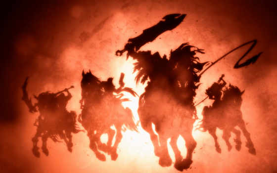horsemen, четверо, апокалипсис