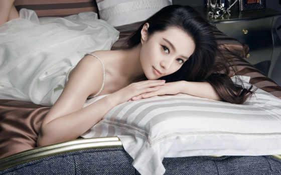 девушка, кровать, со, resting, лет, ago, photos,