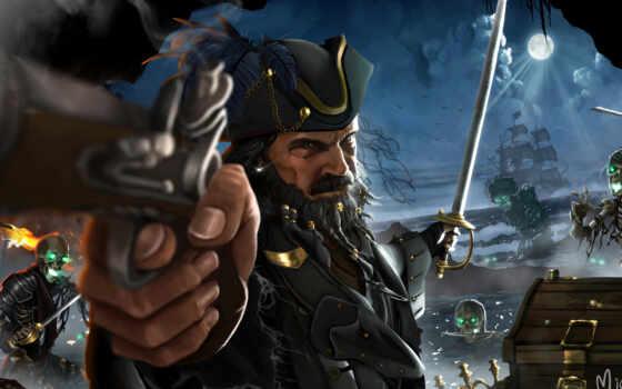 пиратский, game, corsair, fantasy, mjoen, kyle, art