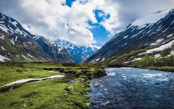 природа, норвегия
