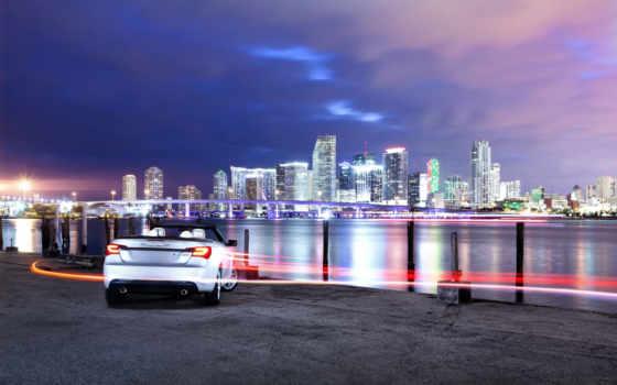 chrysler, авто, ev, автомобили, машины, картинка, convertible, город, машина,