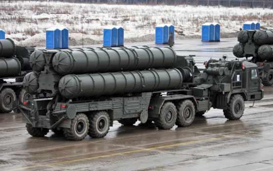триумф, зрс, установка ЗРС С-400