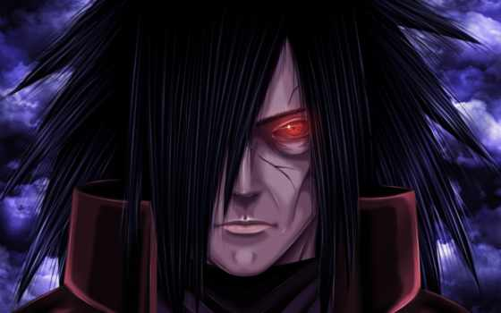 учиха, naruto, madara, clan,