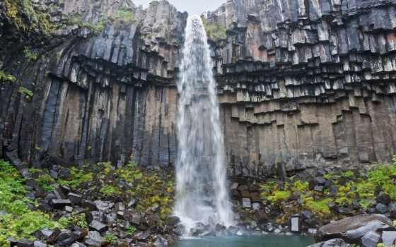iceland, svartifoss, водопад, терри, хеннетом, фотопутешествие, путешествуя, миру, меломан, strokkur, geyser,
