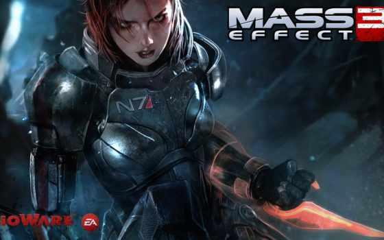 effect, mass, женщина, shepard, игры, game,