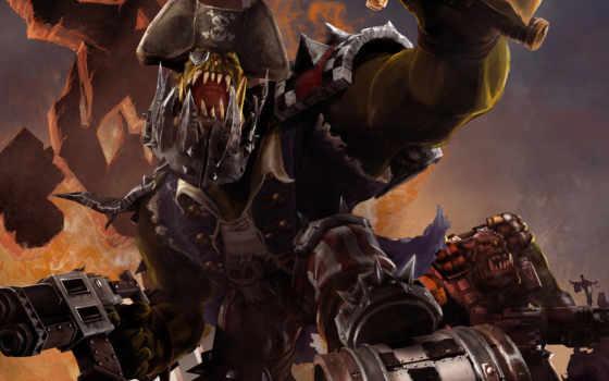 warhammer, war, рассвет, retribution,